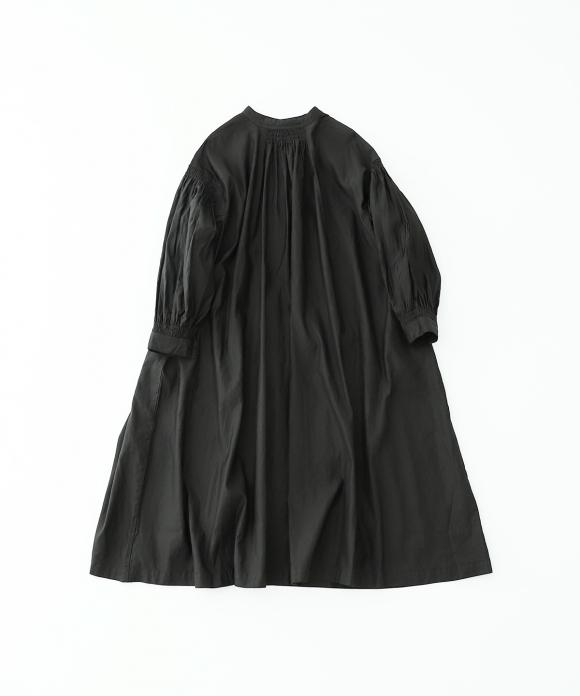 Safilin Linen Cotton Satin Two Way Smock Dress Nest Robe International Online Store
